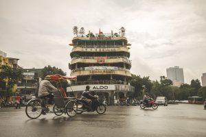 Moneda en Vietnam