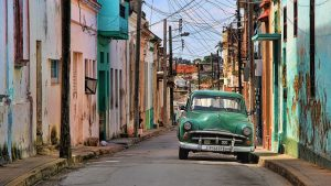 Main attractions in Cuba