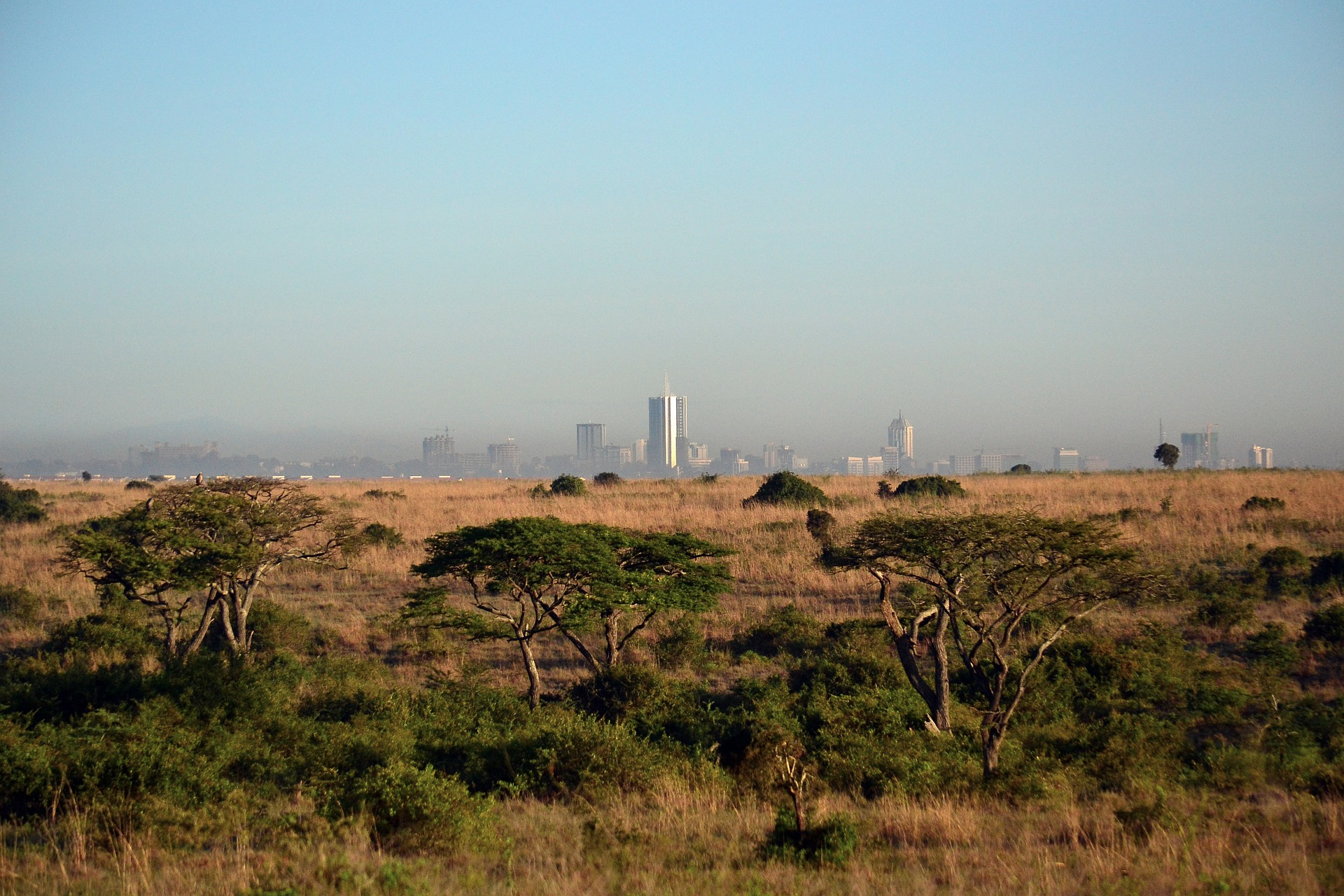 Elige bien qué lugares visitar en Kenia