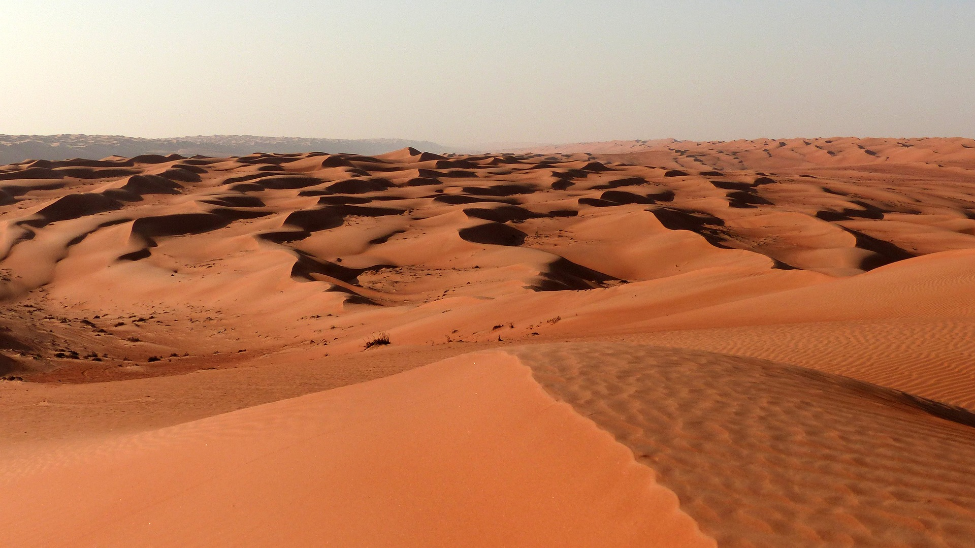 Omán dunas