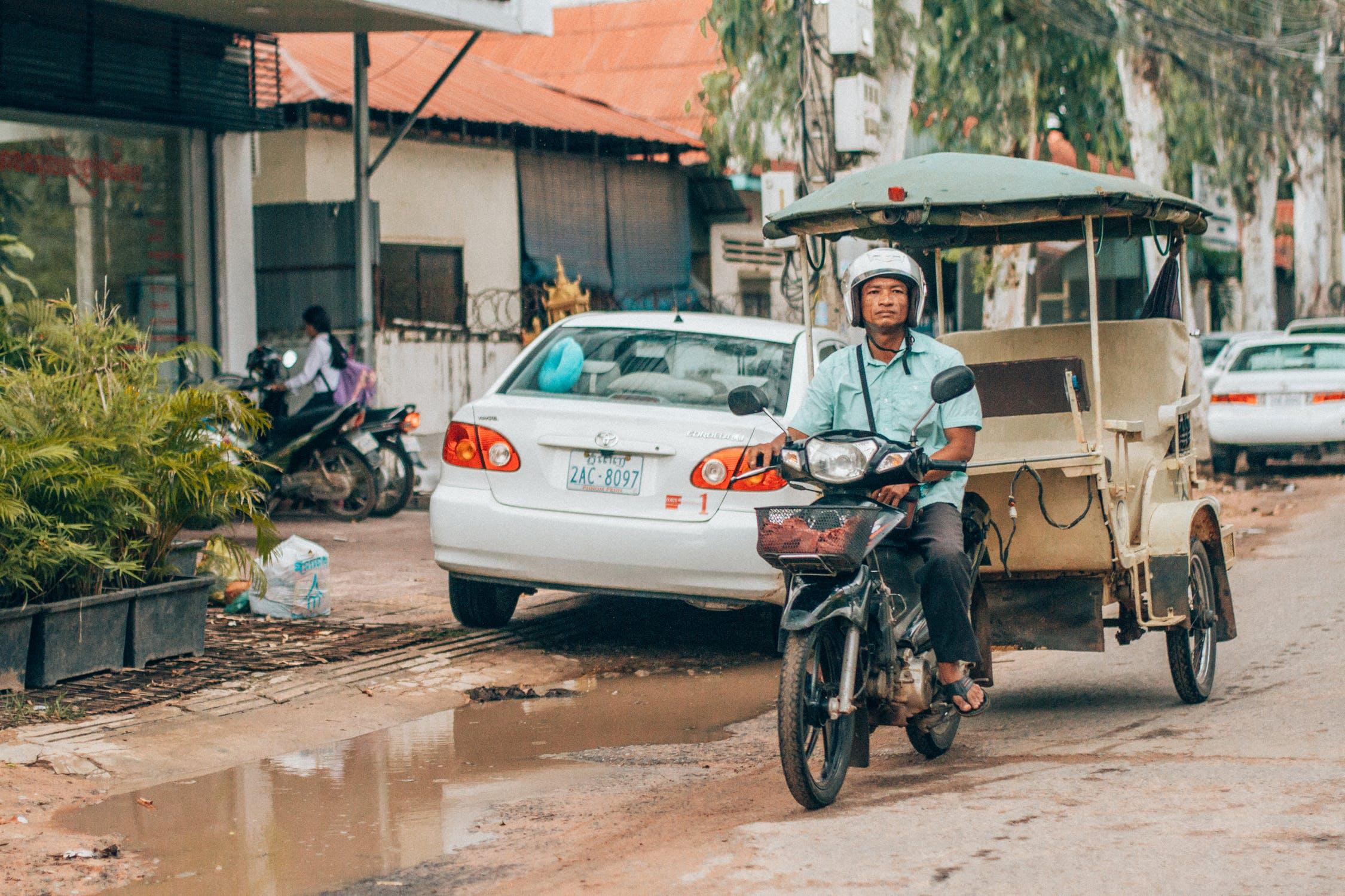 Taxis en Omán