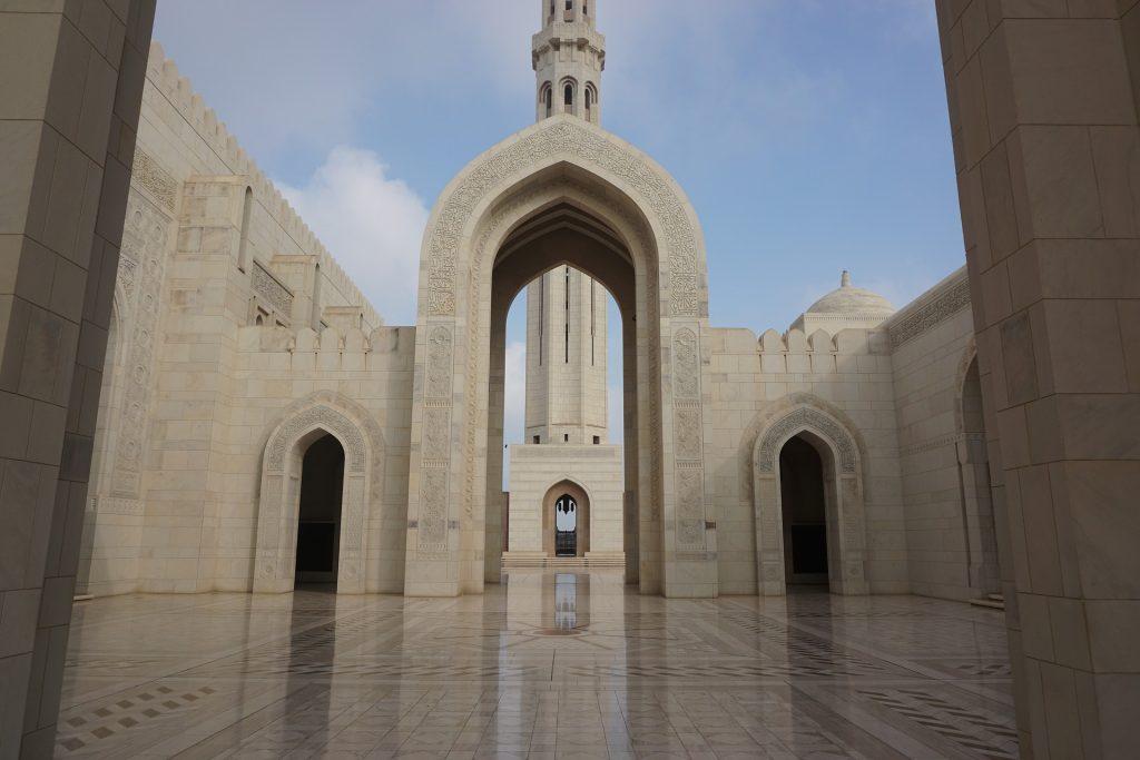 Atracciones principales en Oman