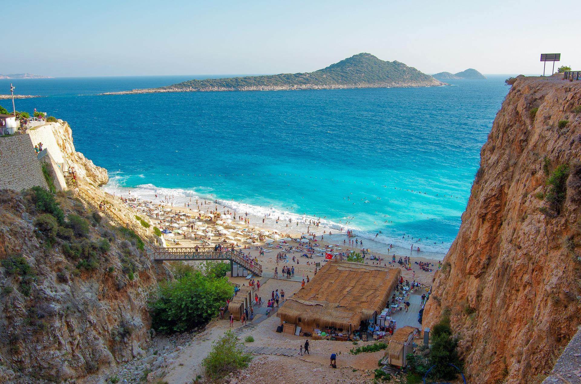 Disfruta de la costa turca en Antalya