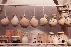La artesanía tiene gran tradición en Omán