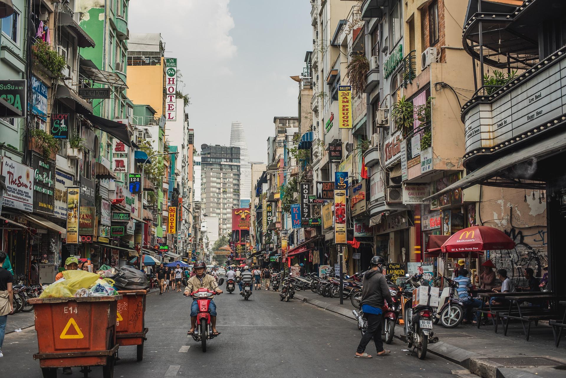 Evitar aglomeraciones en Vietnam