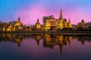 Main cities of Cambodia