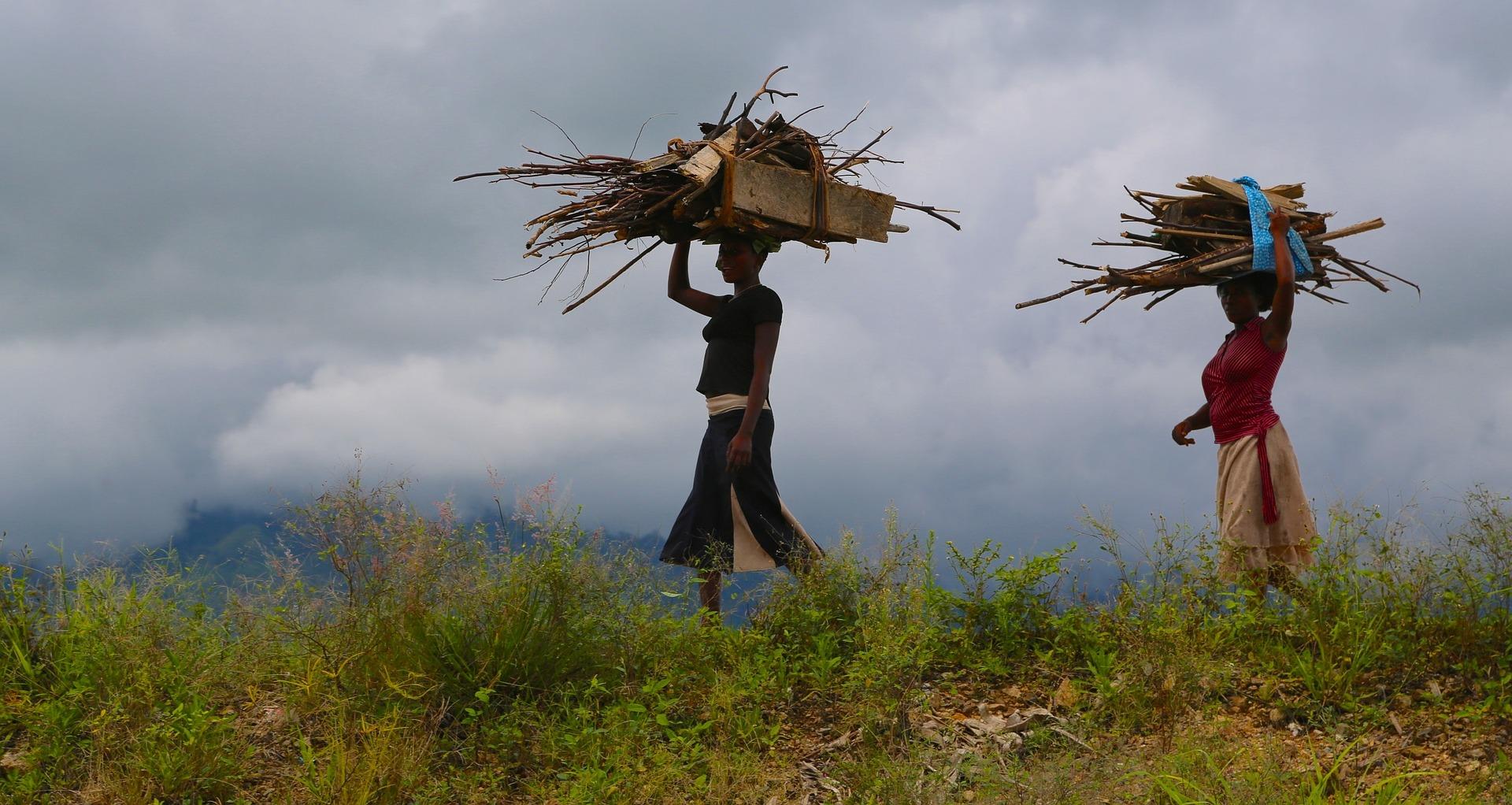 Tribu en Uganda